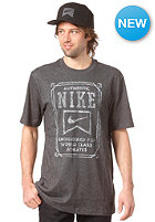 NIKE ACTIONSPORTS Draplin Draw Dri-Fit S/S T-Shirt black heather