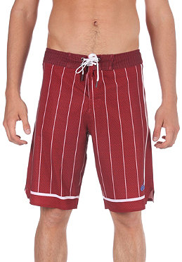 NIKE ACTIONSPORTS Full Court Boardshort sport red/white