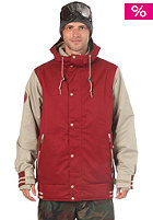 NIKE ACTIONSPORTS Hazed Jacket team red/bamboo