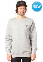 NIKE ACTIONSPORTS Icon Crew Sweat dk grey heather/black