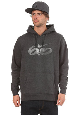 NIKE ACTIONSPORTS Icon Logo Hooded Sweat black heather