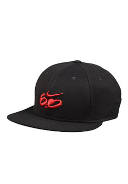 NIKE ACTIONSPORTS Icon Logo Swosh Flex Cap anthracite/fruit punch