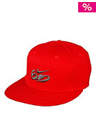 NIKE ACTIONSPORTS Icon Logo Swosh Flex Cap sport red/anthracite