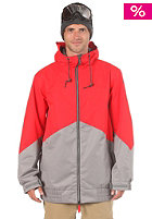NIKE ACTIONSPORTS Kampai Jacket challenge red/light charcoal