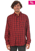 NIKE ACTIONSPORTS Killingsworth Blackwatch DF L/S Shirt university red