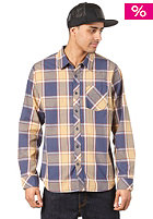 NIKE ACTIONSPORTS Killingsworth Plaid L/S Woven Shirt midnight navy
