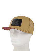 NIKE ACTIONSPORTS Lock Up Trucker Cap flight gold/field brown