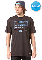 NIKE ACTIONSPORTS Lockup Dri-Fit S/S T-Shirt black/blitz blue