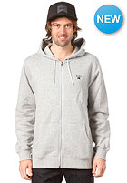 NIKE ACTIONSPORTS Ltwt Northrup Icon FZ Hooded Sweat dk grey heather/black