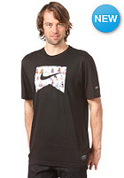 NIKE ACTIONSPORTS NF Repeater S/S T-Shirt black