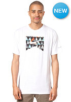 NIKE ACTIONSPORTS NF Repeater S/S T-Shirt white
