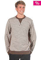 NIKE ACTIONSPORTS Northrup Slub Crew Sweatshirt old moss heather