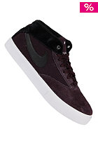 NIKE ACTIONSPORTS Omar Salazar LR port wine/black-white