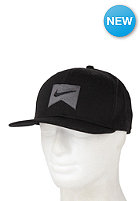 NIKE ACTIONSPORTS Ribbon Snapback Cap black/anthracite