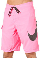 NIKE ACTIONSPORTS Scout Swoosh 21 Boardshort digital pink/white/black