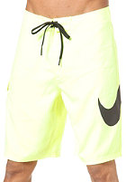 NIKE ACTIONSPORTS Scout Swoosh Solid 21 Boardshort volt/white/black