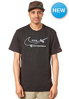 NIKE ACTIONSPORTS Swoosh On Wheels S/S T-Shirt black