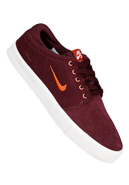 NIKE ACTIONSPORTS Team Edition red mahagony/dark orange