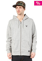 NIKE ACTIONSPORTS Thurman Icon Hooded Zip Sweat dark grey heather/black