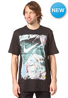 NIKE ACTIONSPORTS Torn Up Ribbon S/S T-Shirt black