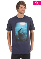NIKE ACTIONSPORTS Trent Mitchell Photo Slim S/S T-Shirt midnight navy