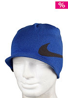 NIKE ACTIONSPORTS Visor Logo Beanie game royal