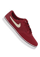 NIKE ACTIONSPORTS Vulc Rod team red/metalic gold silk