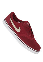 NIKE ACTIONSPORTS Vulc Rod team red/mtlc gold silk