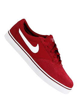 NIKE ACTIONSPORTS Vulc Rod team red/white