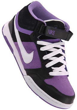 NIKE ACTIONSPORTS Womens Air Mogan Mid black/white