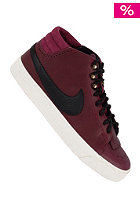 NIKE ACTIONSPORTS Womens Blazer Mid LR bordeaux/black-sail