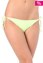 NIKE ACTIONSPORTS Womens String Reversible Bikini BTM liquid lime/white/multi color