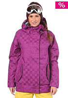 NIKE ACTIONSPORTS Womens Tervist Jacket bold berry