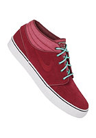 NIKE ACTIONSPORTS Zoom Stefan Janoski Mid team red/team red-crystal mint