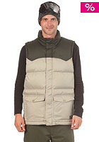 NIKE SB 550 Fill Vest bamboo/sequoia