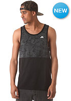 NIKE SB Camo Block Tank Top black/black/white