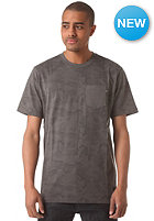 NIKE SB Camo Full Body S/S T-Shirt black/dark base grey/dark base grey