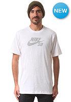 NIKE SB DF SB Icon Reflective S/S T-Shirt white/white