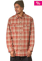 NIKE SB Dimension Flannel L/S Shirt bamboo