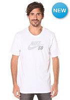 NIKE SB Dri-Fit Icon Logo white/white/cool grey