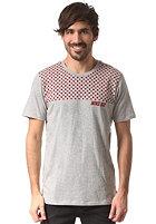 NIKE SB Dri-Fit Polka Dot dk grey heather/dk grey heather/gym red