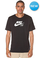 NIKE SB Dry Fit Icon Logo black/white/tumbled grey
