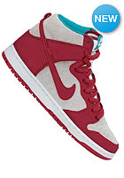 NIKE SB Dunk High Pro SB gym red/gym red-white