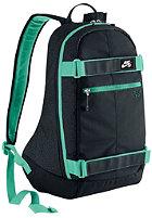 NIKE SB Embarca Medium Backpack black/crystal mint/(white)