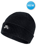 NIKE SB Fisherman Beanie black/white