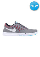 NIKE SB Free dark grey/white-team red-black