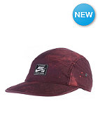 NIKE SB Galaxy 5 Panel Cap merlot/black