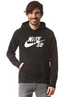 NIKE SB Icon Fleece black/white