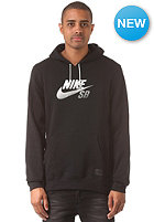 NIKE SB Icon Gradient Hooded Sweat black/black/black/white