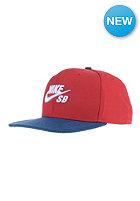 NIKE SB Icon gym red/blue force/black/white